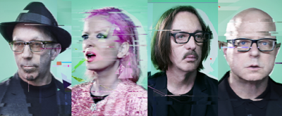 Garbage 2017 Los Angeles Amoeba Music Hollywood Santa Barbara Bowl Hollywood Bowl Signing This Is The Noise That Keeps Me Awake Strange Little Birds