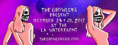 The Growlers L.A. Waterfront Los Angeles 2017