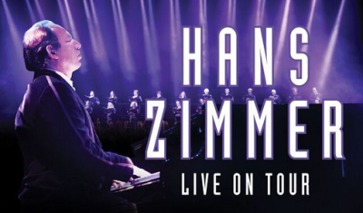Hans Zimmer 2017 Santa Barbara Bowl Los Angeles Shrine Auditorium Revealed