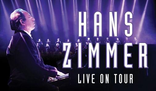 Hans Zimmer 2017 Santa Barbara Bowl Los Angeles Shrine Auditorium Revealed