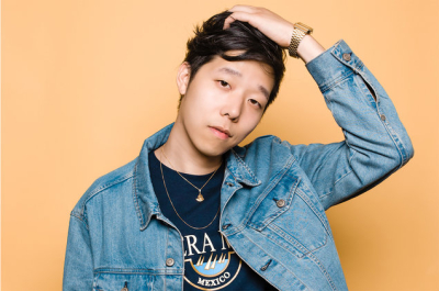 Giraffage Fonda Theatre Hollywood Los Angeles 2017 Too Real Tour Charlie Yin Sweater Beats Observatory Santa Ana