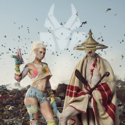 Die Antwoord 2017 Los Angeles Shrine Expo Hall Love Drug Tour The Book of Zef Evening With