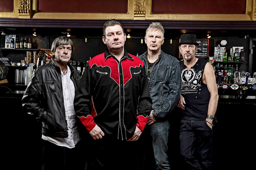Stiff Little Fingers 2017 Los Angeles El Rey Theatre House Of Blues Anaheim Death By Unga Bunga 40th Anniversary