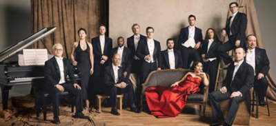 Pink Martini Theatre at Ace Hotel DTLA Los Angeles 2017