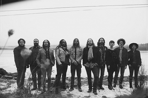 The Magpie Salute 2017 Los Angeles Fonda Theatre Hollywood Black Crowes Rich Robinson