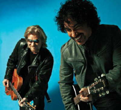 Daryl Hall and John Oates 2017 Los Angeles Staples Center Downtown Tears for Fears Allen Stone