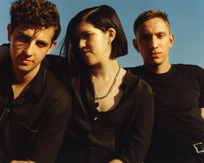 The XX 2017 Los Angeles Forum Inglewood I See You Perfume Genius