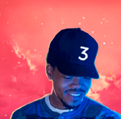 Chance the Rapper 2017 Los Angeles Hollywood Bowl Inglewood Forum Cali Christmas Power 106 Coloring Book