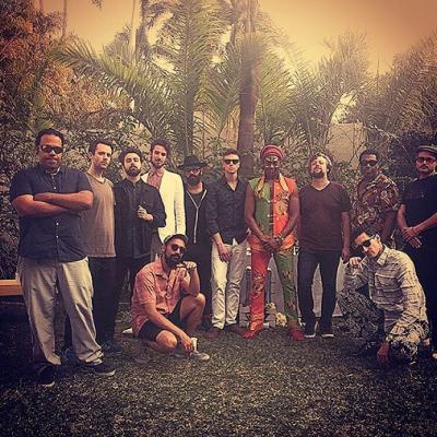 Antibalas 2017 Los Angeles Amoeba Music Hollywood Where the Gods Are in Peace