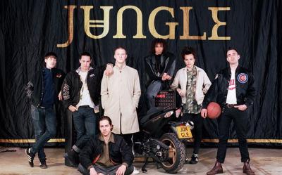 Jungle El Rey Theatre Los Angeles 2017 Makeness