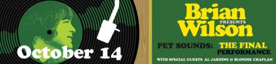 Brian Wilson Pacific Amphitheatre Costa Mesa Orange County 2017 Pet Sounds Contest