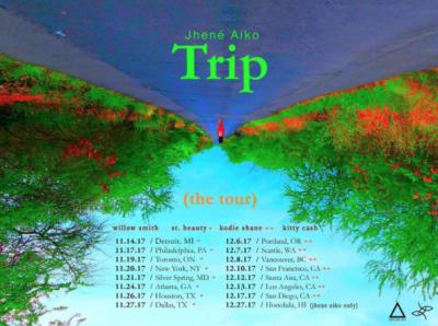 Jhene Aiko Tour 2017