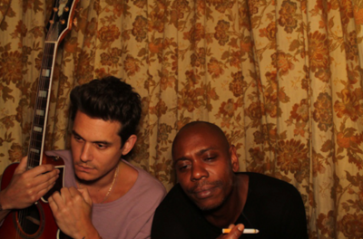 Dave Chappelle John Mayer Controlled Danger Forum Inglewood Los Angeles 2017 New Year's Eve 2018 Hollywood Palladium