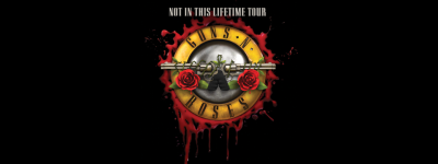 Guns N Roses 2017 Los Angeles Staples Center Downtown The Forum Inglewood Not In This Lifetime Tour