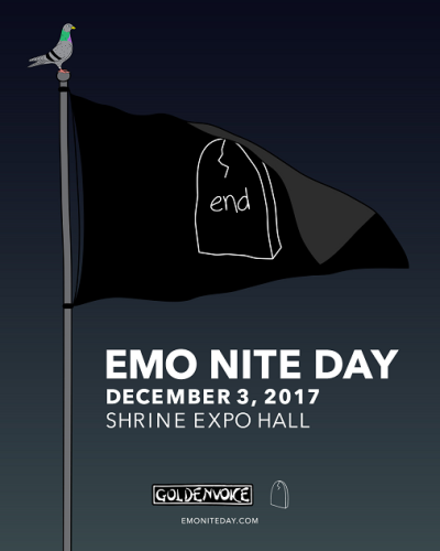 Emo Nite Day 2017 Los Angeles Shrine Expo Hall Music Fesitval The Used Machine Gun Kelly Finch