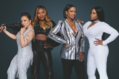 Xscape 2018 Los Angeles Microsoft Theater Downtown Tamar Braxton June's Diary Monica Zonnique The Great Xscape Tour
