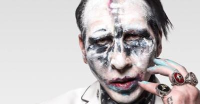 Marilyn Manson 2018 Los Angeles Hollywood Palladium Heaven Upside Down