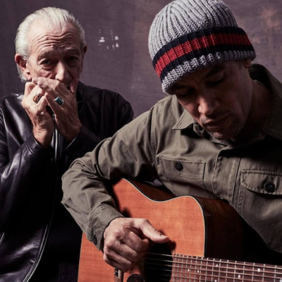 Ben Harper 2018 Los Angeles Troubadour West Hollywood Charlie Musselwhite No Mercy in This Land Grammy Museum DTLA