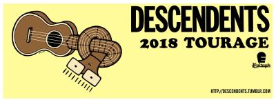 Descendents Ventura Theater 2018 Tourage
