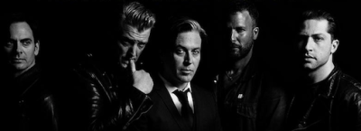 Queens of the Stone Age 2018 Los Angeles Forum Inglewood Villains Royal Blood