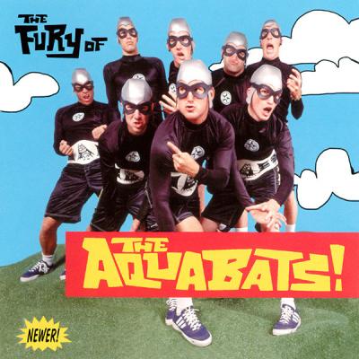 The Aquabats 2018 Los Angeles Fonda Theatre Hollywood Anniversary The Fury of The Aquabats Original Lineup IDKHow