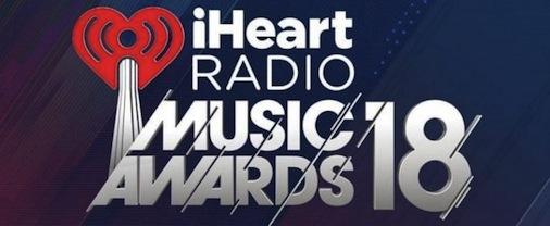 IHeartRadio Music Awards 2018 Los Angeles The Forum Inglewood Eminem Cardi B Maroon 5 Camila Cabello Charlie Puth Bon Jovi