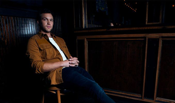 Phillip Phillips Fonda Theatre Hollywood Los Angeles 2018 Collateral American Idol