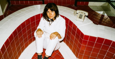Courtney Barnett 2018 Los Angeles The Sanctuary at Pico Union Project Tell Me How You Really Feel Greek Theatre Waxahatchee