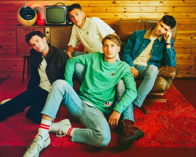 Glass Animals Observatory Santa Ana Orange County 2018 Tour