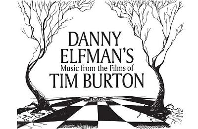 Danny Elfman Tim Burton Nokia Theatre Honda Center