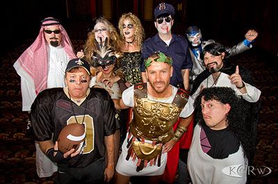KCRW Masquerade 2014