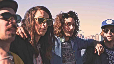 The Growlers Wiltern Valentines Day