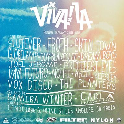 Viva LA The Well Los Angeles Pomona 2015