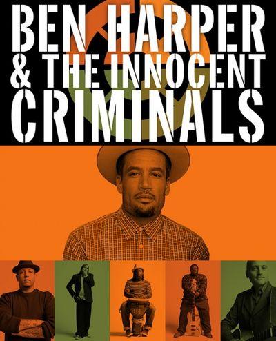 Ben Harper & the Innocent Criminals Greek Theatre 2015