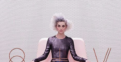 St. Vincent Hollywood Bowl Coachella 2015