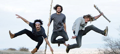 Milky Chance Los Angeles The Shrine Expo Hall 2015