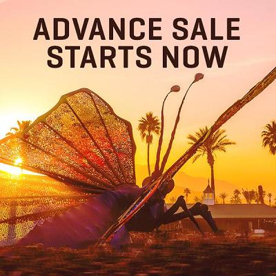 Coachella 2016 Advance Sale