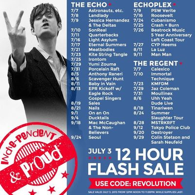 The Echo 12 Hour Flash Sale