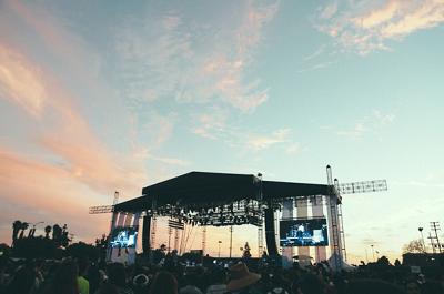 FYF Fest 2015 Los Angeles