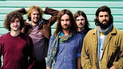 Tame Impala Hollywood Forever Cemetery 2015 Los Angeles