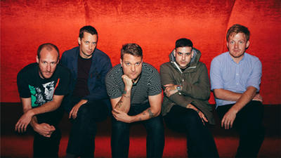 Cold War Kids 2015 Los Angeles KCRW Annenberg Space for Photography