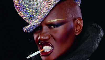 Grace Jones 2015 Los Angeles The Hollywood Bowl Future Islands KCRW World Festival