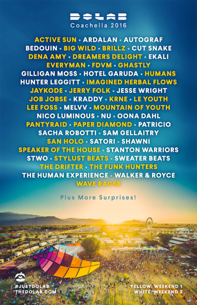 Do-Lab-Coachella-2016-Los-Angeles-Lineup-Poster-Autograf-Bedouin-Brillz-Cut-Snake-Lee-Foss-Humans-Kraddy-Le-Youth-Gilligan-Moss-Pantyraid-Stanton-Warriors-Sweater-Beats-Wave-Racer