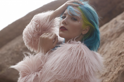 Halsey-GRAMMY-Museum-Shrine-Expo-Hall-Los-Angeles-2016-Badlands