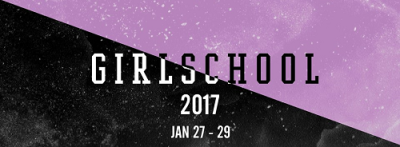 Girlschool 2017 Benefit Los Angeles Bootleg Theater Chelsea Wolfe Rituals of Mine Caroline Smith Starcrawler Soto Voce