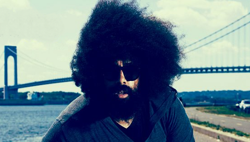 Reggie Watts Karen 2017 Los Angeles The Satellite Silver Lake The Late Late Show James Corden