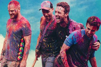 Coldplay Rose Bowl Los Angeles Pasadena 2017 Kaleidoscope EP A Head Full of Dreams Tour Tove Lo Alina Baraz