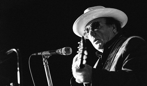 Van Morrison 2017 Los Angeles The Theatre At Ace Hotel Downtown Keep Me Singing