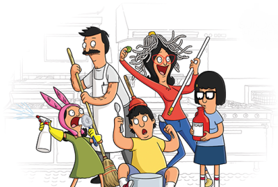 Bob's Burgers Live 2017 Los Angeles Orpheum Theatre DTLA El Vy The National Second Show