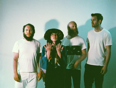 Little Dragon 2017 Santa Ana Observatory Los Angeles Roxy West Hollywood Coachella Localchella Santa Barbara Bowl Pappy and Harriet's Pioneertown Palace